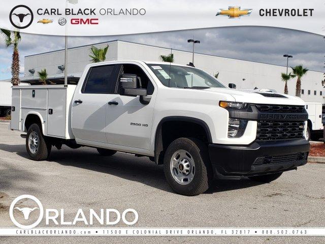 2020 Chevrolet Silverado 2500 Crew Cab RWD, Knapheide Service Body #F4100904 - photo 1