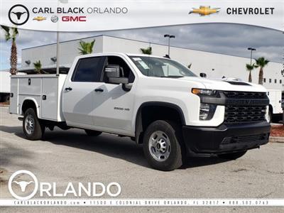 2020 Chevrolet Silverado 2500 Crew Cab RWD, Knapheide Steel Service Body #F4100904 - photo 1