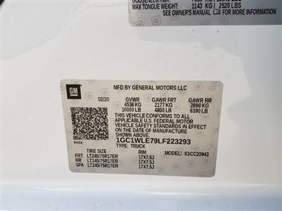 2020 Chevrolet Silverado 2500 Crew Cab RWD, Knapheide Steel Service Body #F4100905 - photo 9