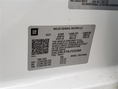 2020 Chevrolet Silverado 2500 Crew Cab RWD, Knapheide Steel Service Body #F4100921 - photo 9