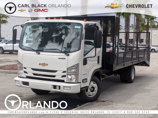 2020 Chevrolet LCF 3500 Regular Cab DRW 4x2, Cadet Dovetail Landscape #F4101309 - photo 1