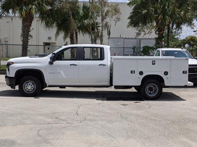 2020 Chevrolet Silverado 3500 Crew Cab DRW 4x4, Knapheide Steel Service Body #F4101429 - photo 11