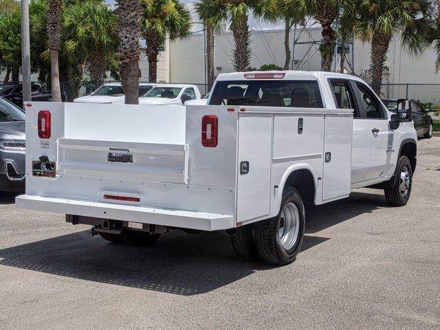 2020 Chevrolet Silverado 3500 Crew Cab DRW 4x4, Knapheide Steel Service Body #F4101429 - photo 7