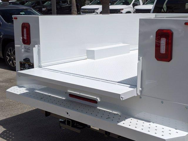 2020 Chevrolet Silverado 3500 Crew Cab DRW 4x4, Knapheide Steel Service Body #F4101429 - photo 8