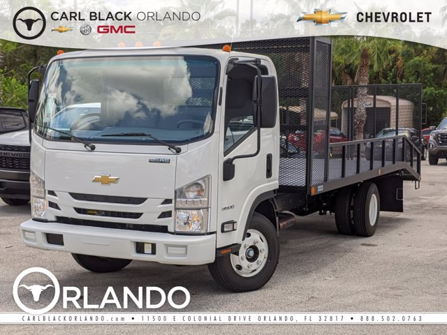 2020 Chevrolet LCF 3500 Regular Cab DRW 4x2, Womack Truck Body Dovetail Landscape #F4101441 - photo 1