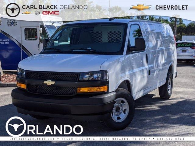 2020 Chevrolet Express 2500 4x2, Empty Cargo Van #F4101654 - photo 1