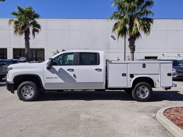 2020 Chevrolet Silverado 2500 Crew Cab 4x4, Knapheide Steel Service Body #F4101663 - photo 10