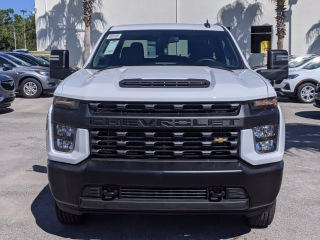 2020 Chevrolet Silverado 2500 Crew Cab 4x4, Knapheide Steel Service Body #F4101663 - photo 3