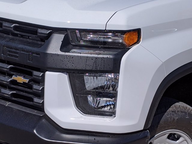 2020 Chevrolet Silverado 2500 Crew Cab 4x4, Knapheide Steel Service Body #F4101663 - photo 4
