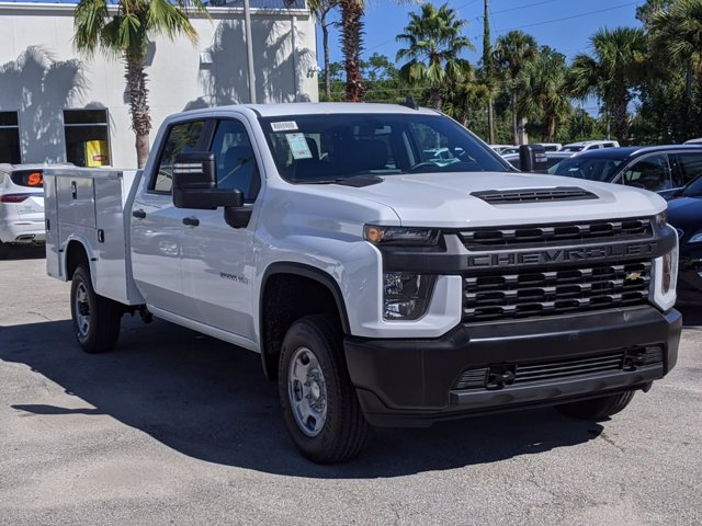 2020 Chevrolet Silverado 2500 Crew Cab 4x4, Knapheide Steel Service Body #F4101663 - photo 5