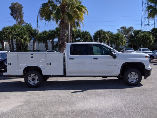 2020 Chevrolet Silverado 2500 Crew Cab 4x4, Knapheide Steel Service Body #F4101663 - photo 6