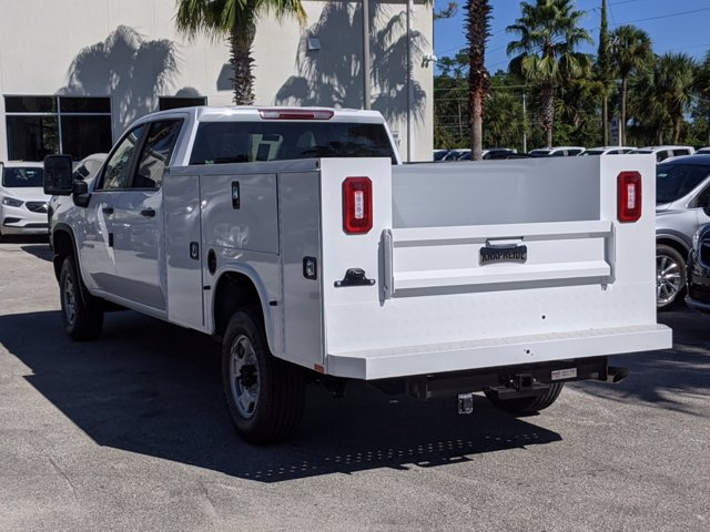 2020 Chevrolet Silverado 2500 Crew Cab 4x4, Knapheide Steel Service Body #F4101663 - photo 2