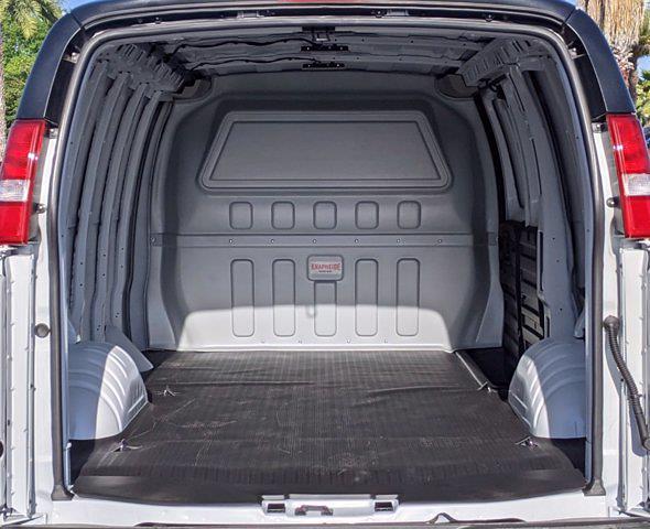 2021 Chevrolet Express 2500 4x2, Knapheide Empty Cargo Van #F4110560 - photo 1