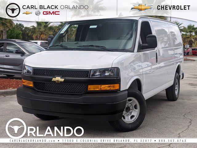 2021 Chevrolet Express 2500 4x2, Knapheide Empty Cargo Van #F4110685 - photo 1