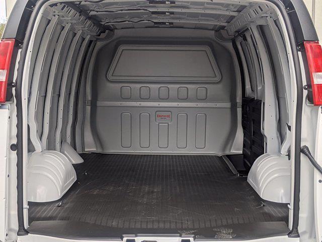 2021 Chevrolet Express 2500 4x2, Knapheide Empty Cargo Van #F4110689 - photo 1