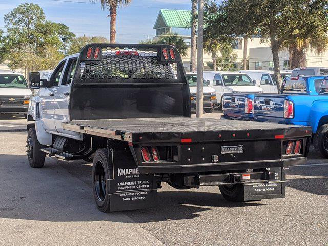 2021 Chevrolet Silverado Medium Duty Crew Cab DRW 4x4, Knapheide Platform Body #M4110658 - photo 1