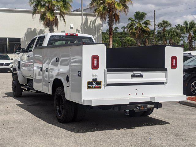 2021 Chevrolet Silverado Medium Duty Crew Cab DRW 4x4, Knapheide Service Body #M4110698 - photo 1