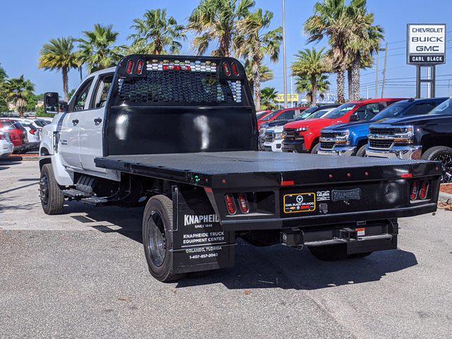 2021 Chevrolet Silverado Medium Duty Crew Cab DRW 4x4, Knapheide Platform Body #M4110821 - photo 1