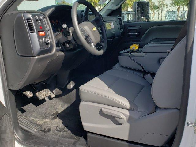 2019 Chevrolet Silverado Medium Duty Regular Cab DRW RWD, Monroe MTE-Zee Landscape Dump #M4191550 - photo 10