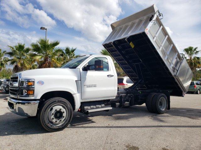 2019 Chevrolet Silverado Medium Duty Regular Cab DRW RWD, Monroe Landscape Dump #M4191550 - photo 1