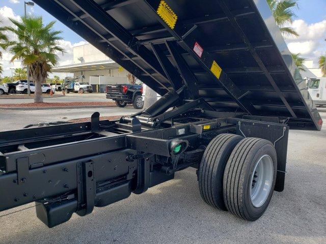 2019 Chevrolet Silverado Medium Duty Regular Cab DRW RWD, Monroe Work-A-Hauler II Platform Body #M4191551 - photo 7