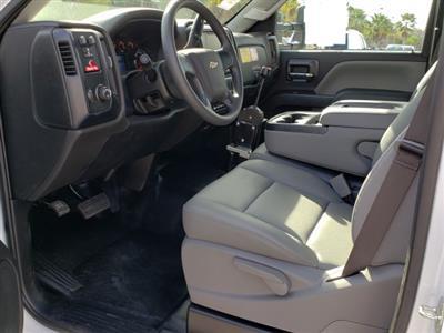 2019 Chevrolet Silverado Medium Duty Regular Cab DRW RWD, Monroe Work-A-Hauler II Platform Body #M4191551 - photo 10