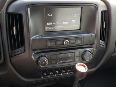 2019 Chevrolet Silverado Medium Duty Regular Cab DRW RWD, Monroe Work-A-Hauler II Platform Body #M4191551 - photo 12