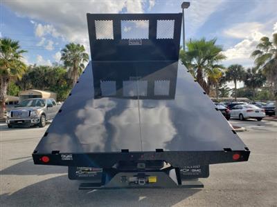 2019 Chevrolet Silverado Medium Duty Regular Cab DRW RWD, Monroe Work-A-Hauler II Platform Body #M4191551 - photo 8