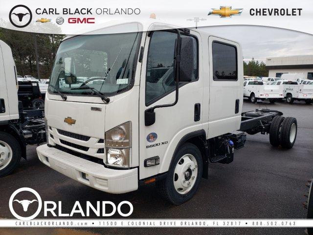 2019 Chevrolet LCF 5500XD Crew Cab 4x2, Cab Chassis #M4191552 - photo 1