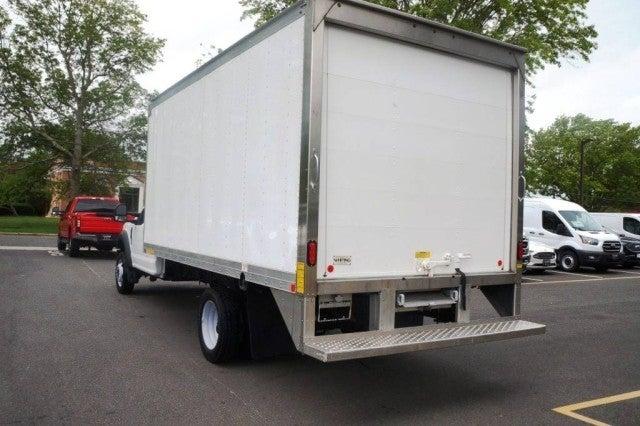 2019 Ford F-450 Regular Cab DRW 4x2, Dry Freight #14551 - photo 1