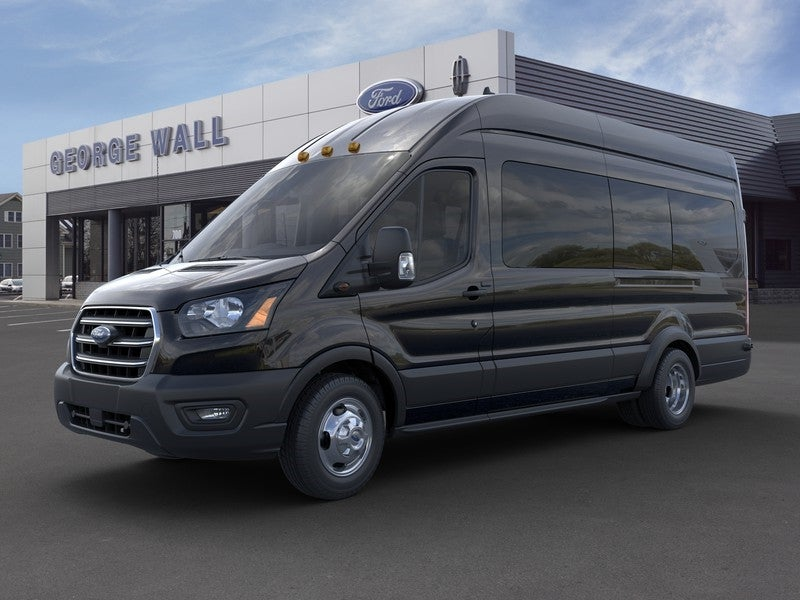 2020 Ford Transit 350 HD High Roof DRW 4x2, Passenger Wagon #20-3328 - photo 1