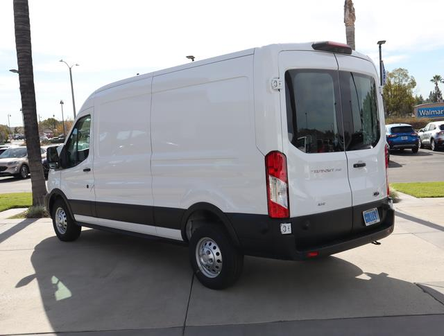 2020 Ford Transit 250 Med Roof AWD, Empty Cargo Van #201003 - photo 1