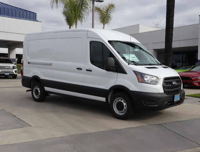 2020 Ford Transit 250 Med Roof 4x2, Empty Cargo Van #201004 - photo 1