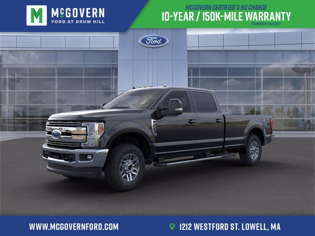 2019 Ford F-350 Crew Cab 4x4, Fisher Pickup #FN1192 - photo 1