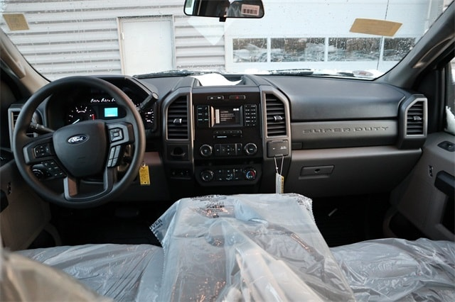 2019 Ford F-550 Crew Cab DRW 4x4, Switch N Go Hooklift Body #FN1310 - photo 1