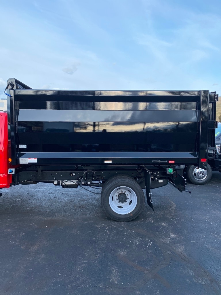 2020 Ford F-550 Super Cab DRW 4x4, Rugby Landscape Dump #FN2105 - photo 1