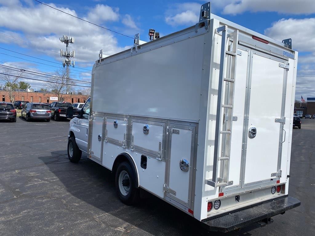 2021 Ford E-350 4x2, Dejana Service Utility Van #FN2130A - photo 1