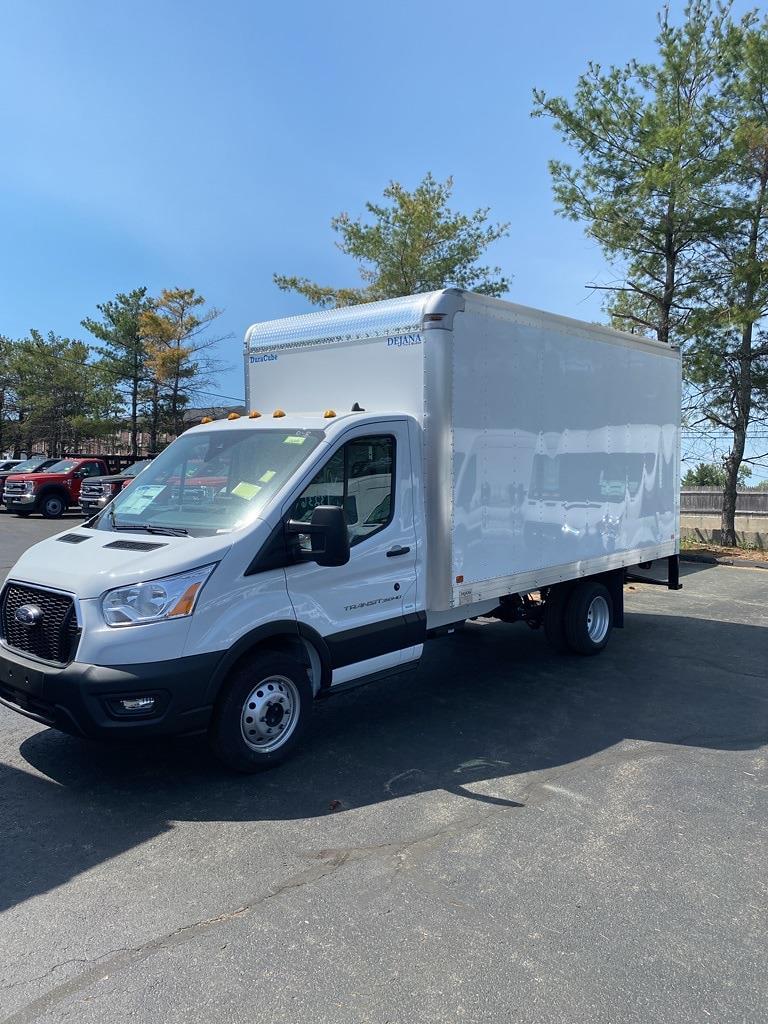 2021 Ford Transit 350 HD 4x2, Dejana Cutaway Van #FN2445 - photo 1