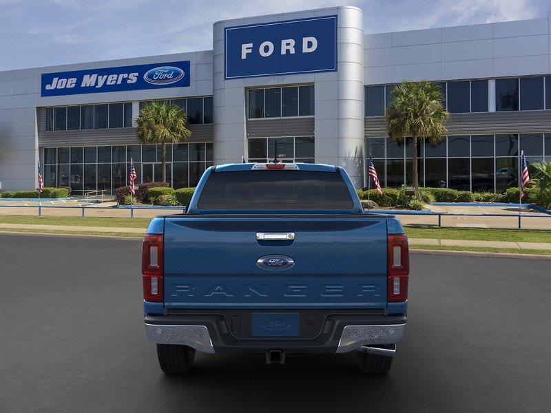 2021 Ford Ranger SuperCrew Cab 4x4, Pickup #MLD56595 - photo 5