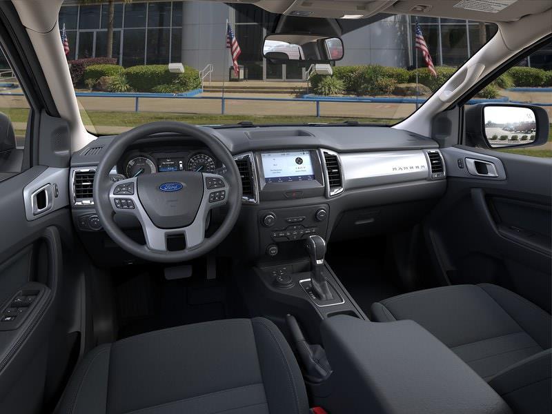2021 Ford Ranger SuperCrew Cab 4x4, Pickup #MLD56595 - photo 9