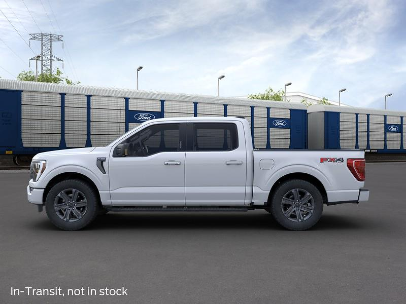2021 Ford F-150 SuperCrew Cab 4x4, Pickup #MKD98306 - photo 4