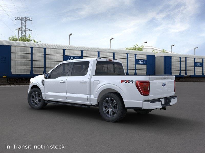 2021 Ford F-150 SuperCrew Cab 4x4, Pickup #MKD98306 - photo 2