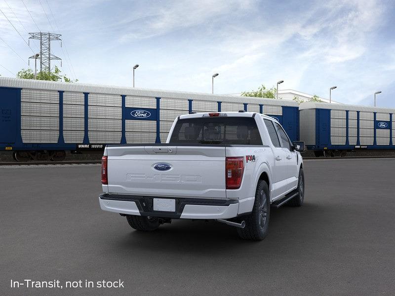 2021 Ford F-150 SuperCrew Cab 4x4, Pickup #MKD98306 - photo 8