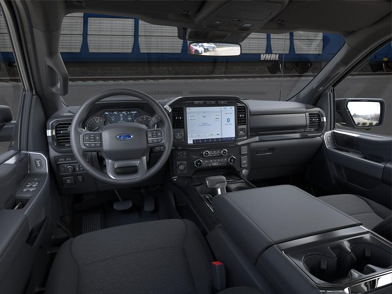 2021 Ford F-150 SuperCrew Cab 4x4, Pickup #MKD98306 - photo 9