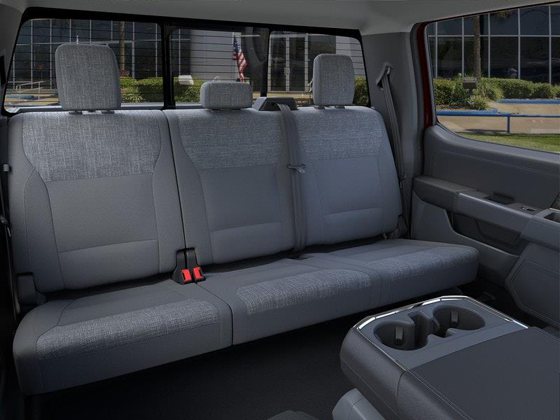 2021 Ford F-150 SuperCrew Cab 4x4, Pickup #MKE23087 - photo 11