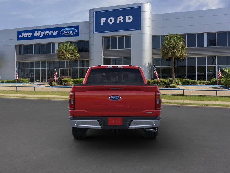 2021 Ford F-150 SuperCrew Cab 4x4, Pickup #MKE23087 - photo 5