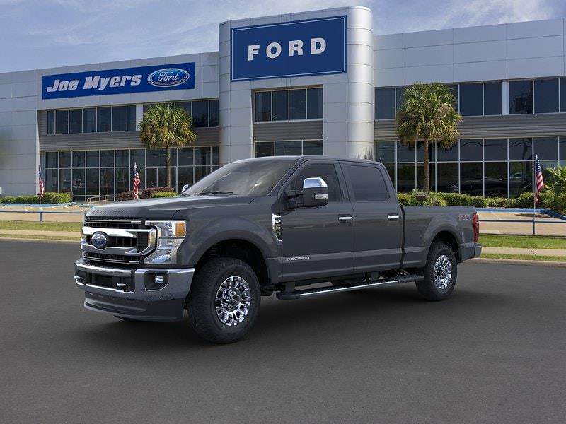 2021 Ford F-250 Crew Cab 4x4, Pickup #MED88448 - photo 1