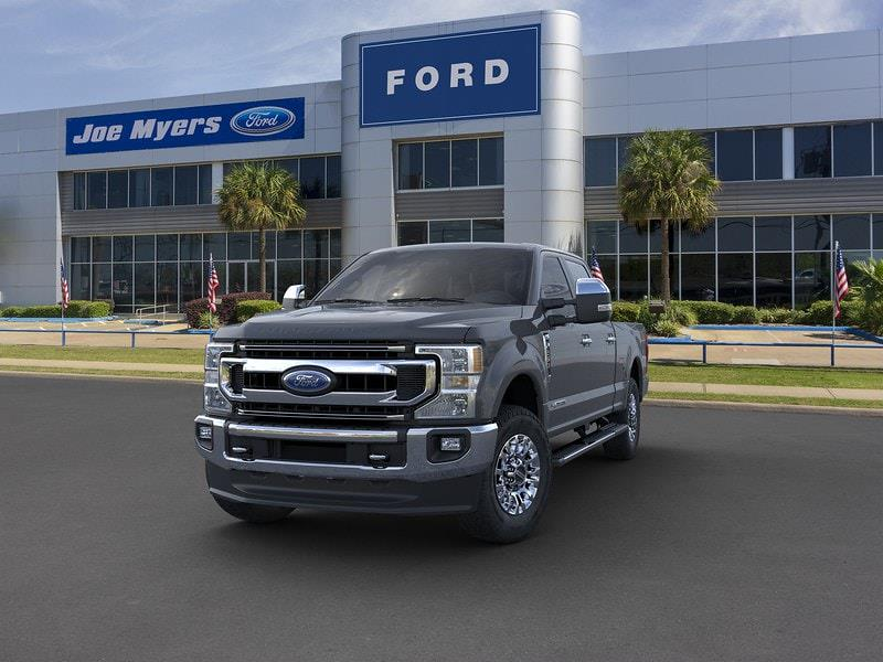 2021 Ford F-250 Crew Cab 4x4, Pickup #MED88448 - photo 3