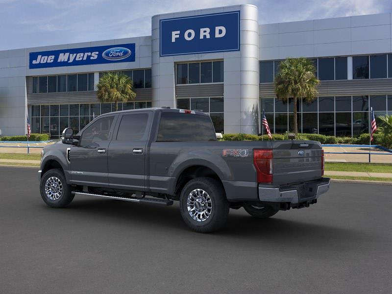 2021 Ford F-250 Crew Cab 4x4, Pickup #MED88448 - photo 2