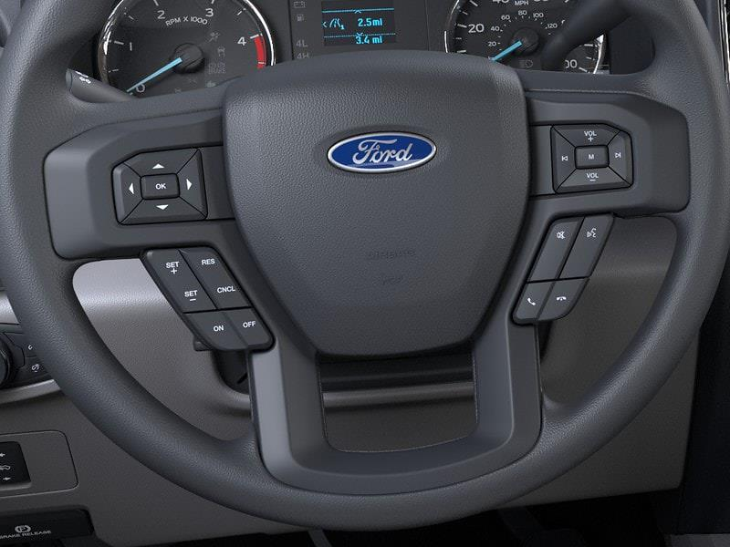 2021 Ford F-250 Crew Cab 4x4, Pickup #MEE06436 - photo 12